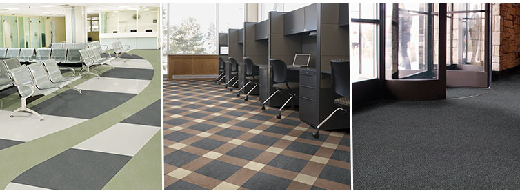 Core Elements performance carpeting